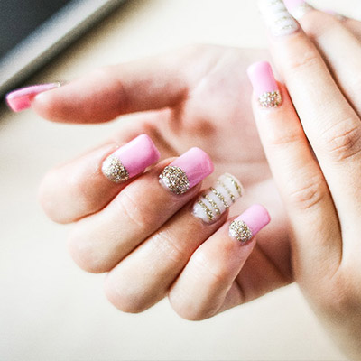 fancy nails and spa nail extensions